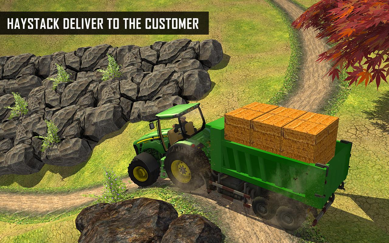Get Farm Tractor Simulator - Heavy Cargo Truck Driving - Microsoft Store