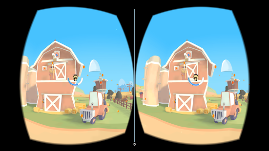Funny Farm VR - Pollen Pursuit & By The Horns- screenshot thumbnail