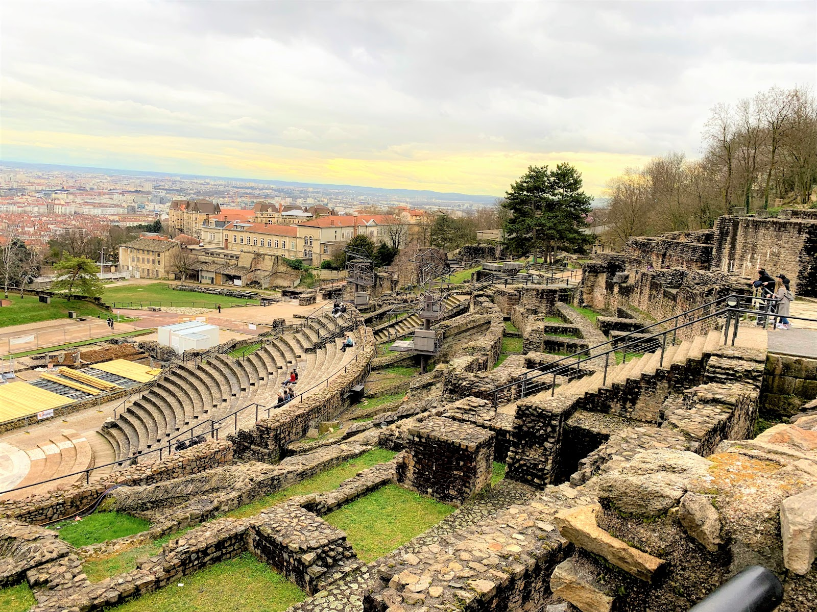 Ancient theatre of Fourviere, One day in Lyon, Things to do in Lyon