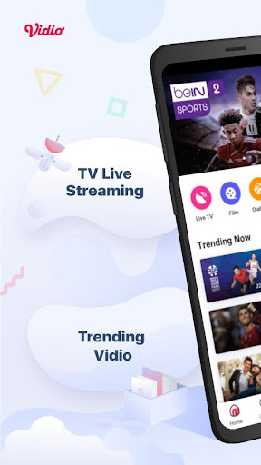 Vidio - Nonton Video, TV & Live Streaming Gratis 4.0.7 screenshots 1