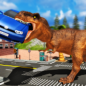 Super Dinosaur City Rampage 2018 : T-Rex