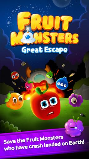 Fruit Monsters -Great Escape-
