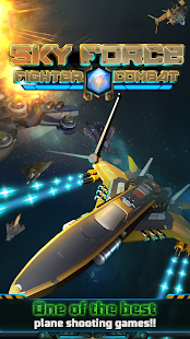 Sky Force: Fighter Combat - náhled