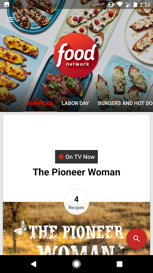 Food Network In the Kitchen- screenshot