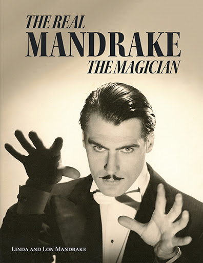 The Real Mandrake the Magician cover