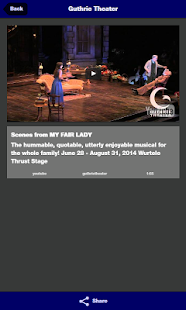 Guthrie Theater- screenshot thumbnail