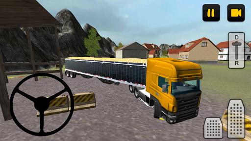 ファームトラック3D:小麦