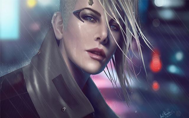 Cyberpunk 2077 Themes & New Tab