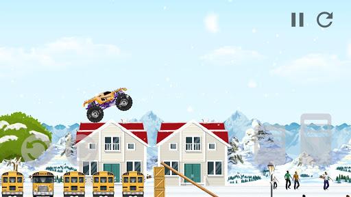 Monster Truck Crot: Monster truck racing car games painmod.com screenshots 6