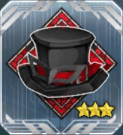 優雅典雅な怪盗帽
