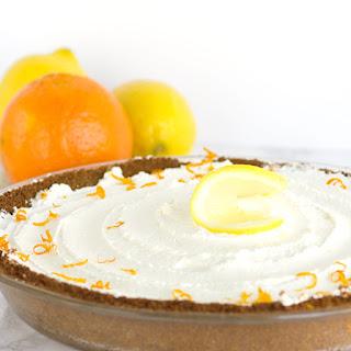 Tangerine Cream Pie