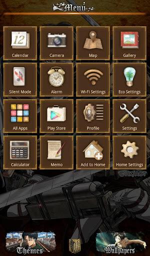 ATTACK on TITAN Theme - Free 1.0.1 Windows u7528 5