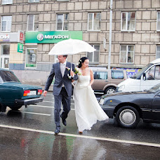 Wedding photographer Aleksandr Khomyakov (Tuls). Photo of 20.01.2013