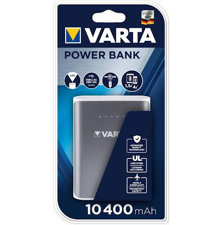 VARTA PORTABLE POWER 10400 mAh