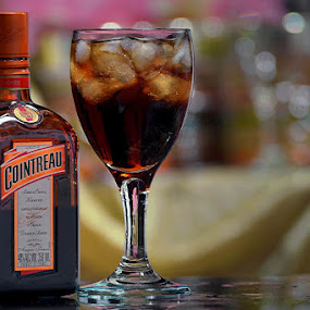 Cointreau by Twin Chan - Food & Drink Alcohol & Drinks