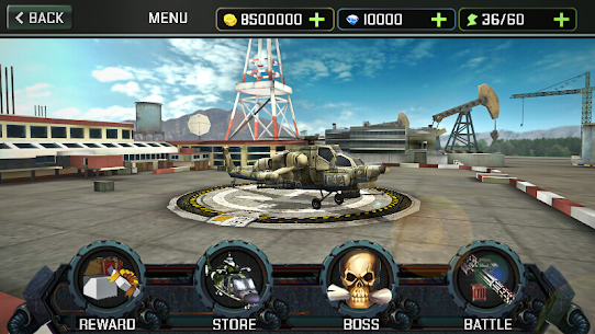 Gunship Strike 3D Mod Apk (Unlimited Money) 1.1.0 for Android 3
