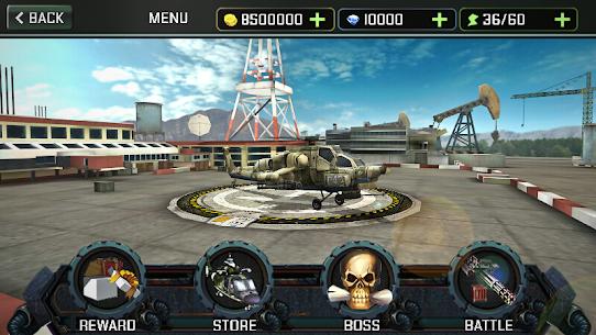 Gunship Strike 3D MOD Apk 1.1.0 (Unlimited Money) 3