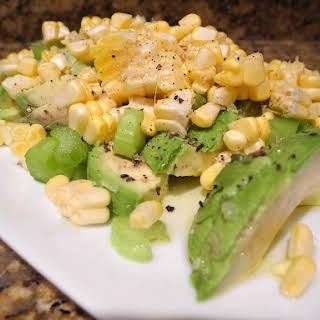 Avocado Crunch Salad.