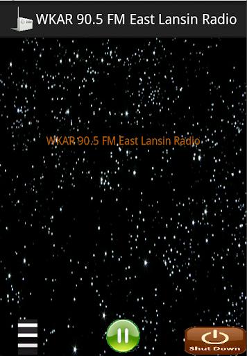 WKAR 90.5 FM East Lansin Radio