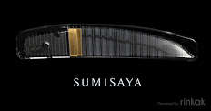 "3D print meets Japanese traditional Katana swords crafts - ""SUMISAYA"""