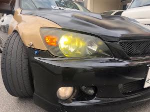 アルテッツァ  SXE10 RS200のカスタム事例画像 拓海さんの2020年01月27日09:37の投稿
