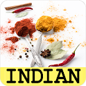 Indian recipes with photo offline icon