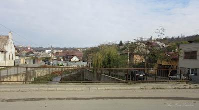 Photo: Str. Abatorului - vedere de pe pod 2017.11.01