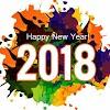 Bonne année Images animées Gif 2018