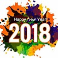 Happy New Year Animated Images Gif 2018 icon