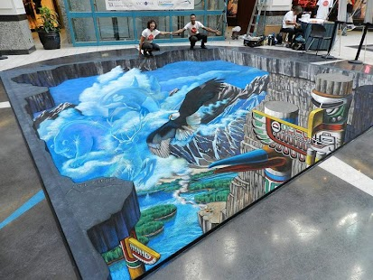 Tải Game Amazing 3D Art Drawing