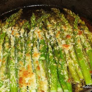 Skillet Roasted Asparagus