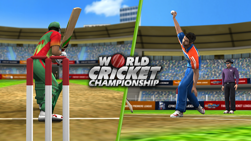 World Cricket Championship  Lt captures d'u00e9cran 1