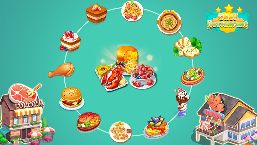 Restaurant Madness - A chef cooking city game android2mod screenshots 5
