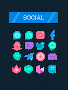 Simplit - Icon Pack Screenshot