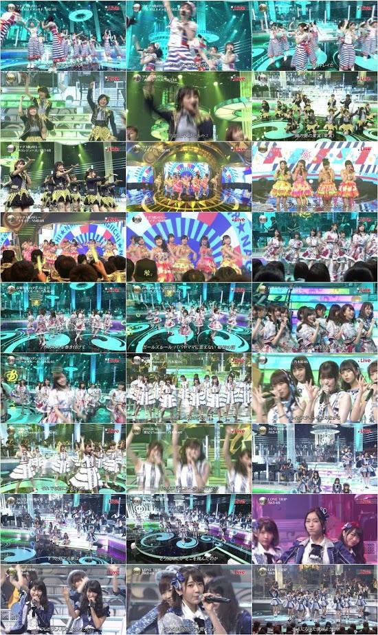 (TV-Music)(1080i) AKB48G 乃木坂46 – 音楽の日 2016 160716