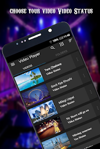Video Status 2018(Lyrical Video Songs) 1.0.4 Mod Android Updated 2