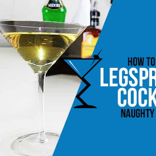 Leg Spreader (Naughty) Cocktail Recipe