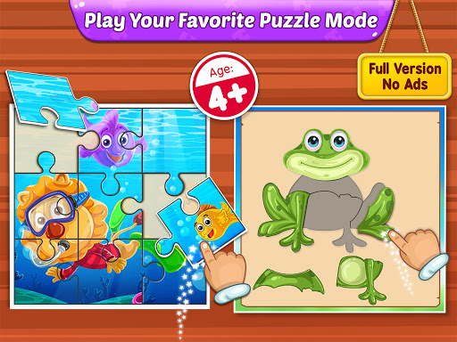 Puzzle Kids - Animals Shapes and Jigsaw Puzzles screenshots 17