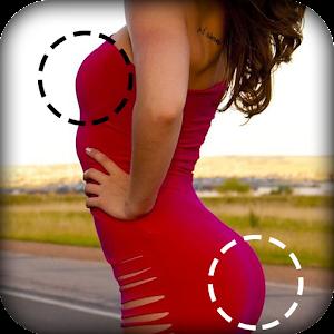 Girl Body Shape Editor : Body Shape Curve Effects