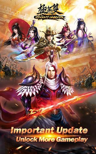 Dynasty Legends: Awake-Let's Fight! 7.3.101 screenshots 1