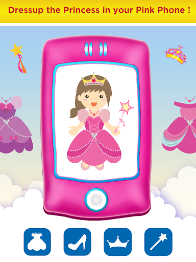 Princess Baby Phone screenshot 15