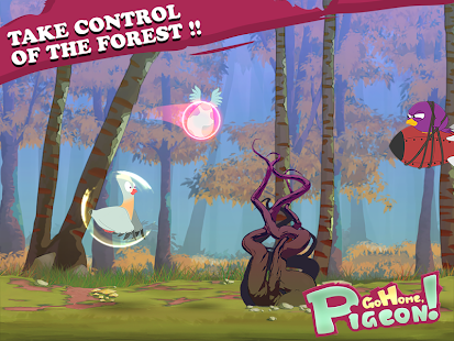 Go Home, Pigeon ! - Bird Run- screenshot thumbnail
