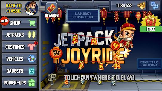 Jetpack Joyride 10