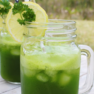 Sweet Green Lemonade