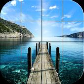 Tile Puzzle - Landscapes