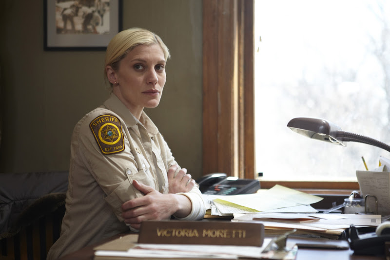 "Photo: Katee Sackhoff as Victoria ""Vic"" Moretti"