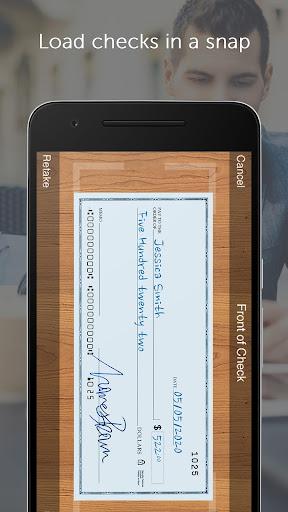 NetSpend Prepaid Banking Screenshot