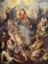 Photo: Peter Paul Rubens, The Great Last Judgement, 1617
