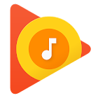 Muzik Google Play icon