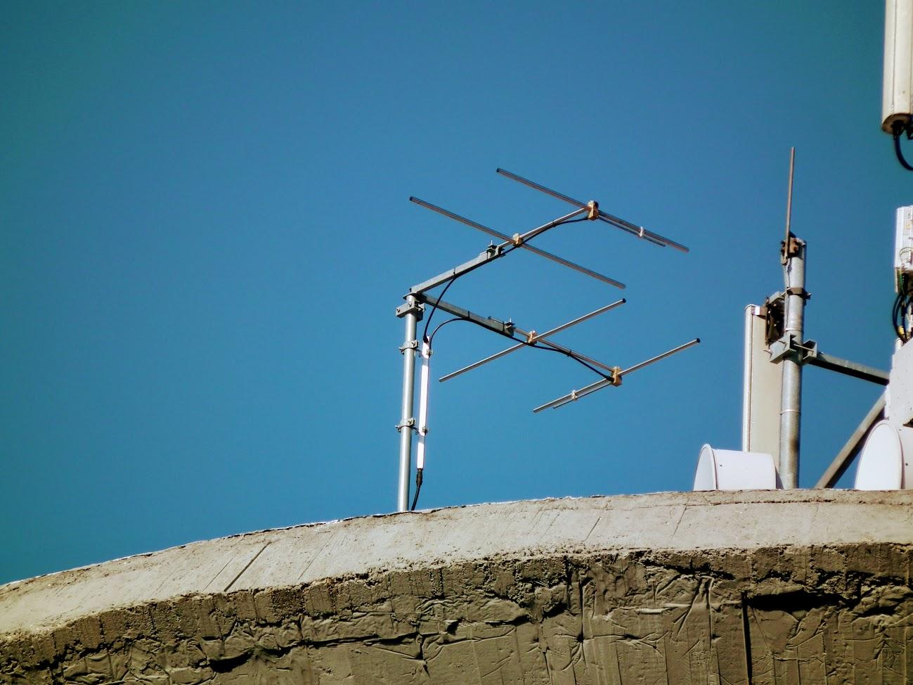 Körmend/víztorony - helyi URH-FM adóállomás